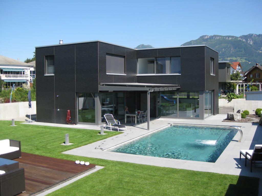 Einfamilienhaus Alt Diepoldsau_Ansicht 1
