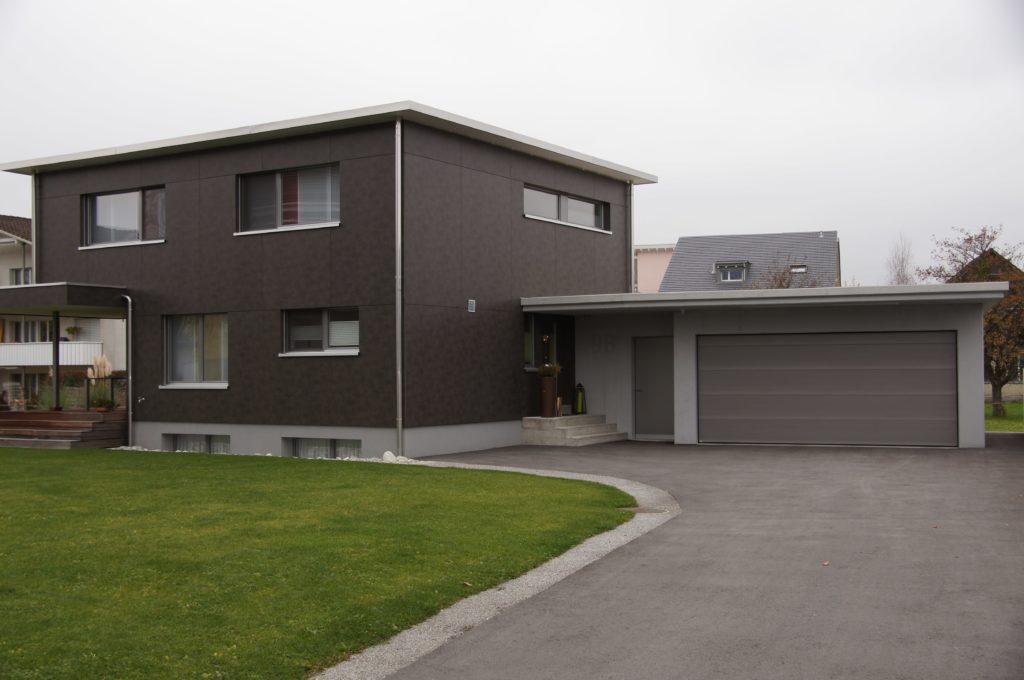 Einfamilienhaus Gähwiler-Spirig Diepoldsau, Foto 1
