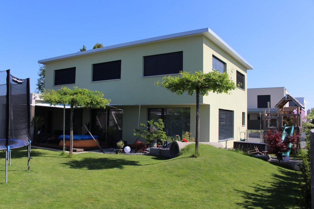 Einfamilienhaus Leuch Diepoldsau, Ansicht 4