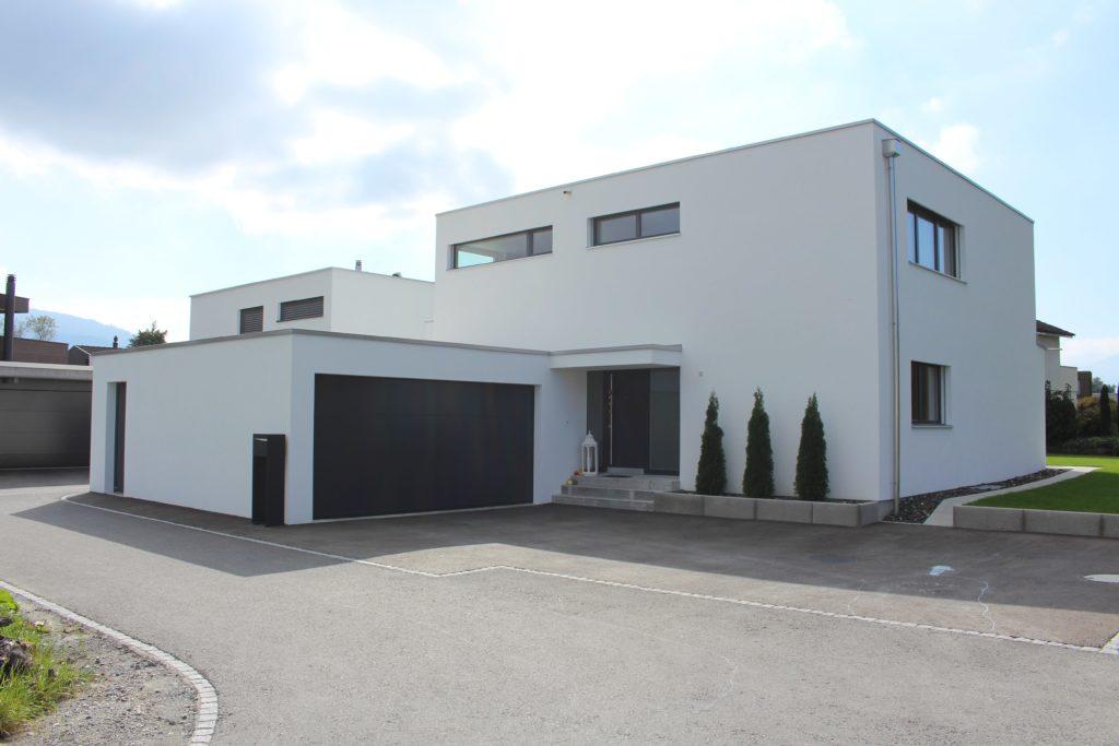 Einfamilienhaus Liberatore-Gasser Diepoldsau, Ansicht 7