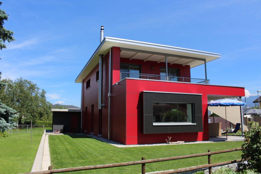 Einfamilienhaus Nüesch Balgach, Ansicht 3
