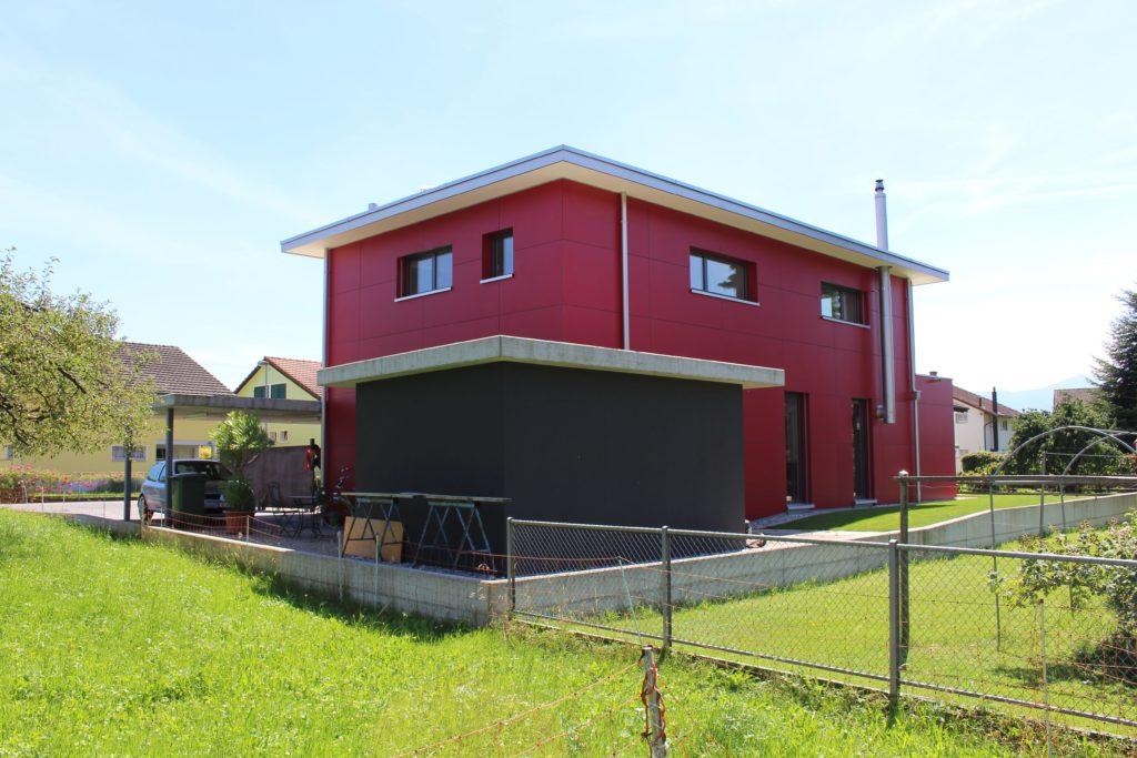 Einfamilienhaus Nüesch Balgach, Ansicht 5