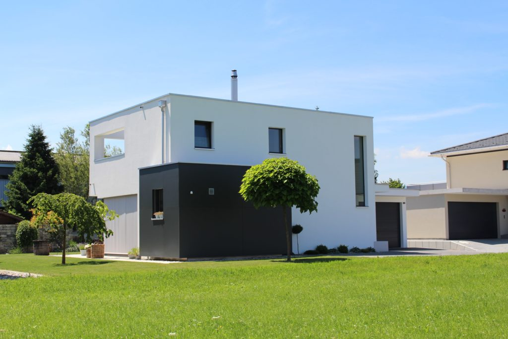 Einfamilienhaus Schneider Diepoldsau, Ansicht 4