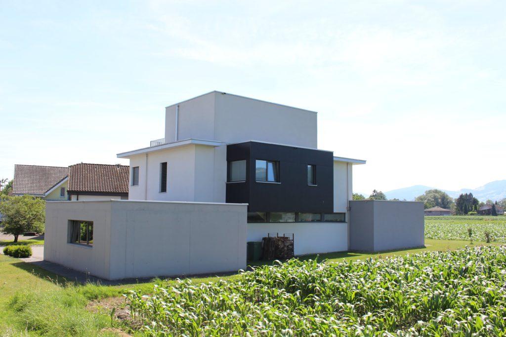 Einfamilienhaus Sieber Widnau, Ansicht 3