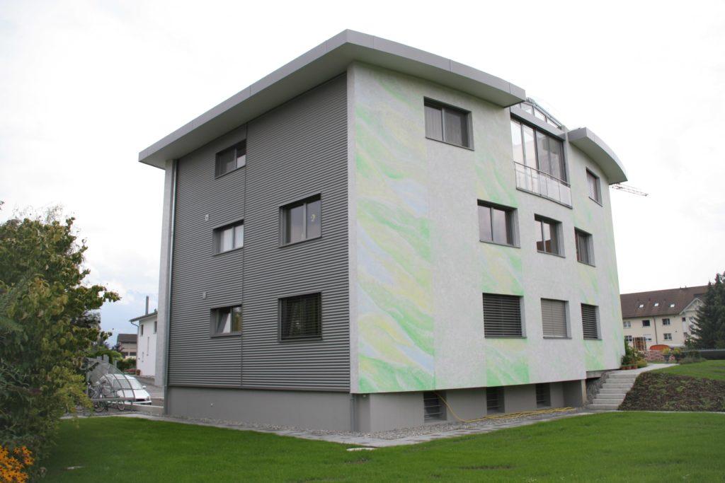 Mehrfamilienhaus Schmitter Widnau, Ansicht 10
