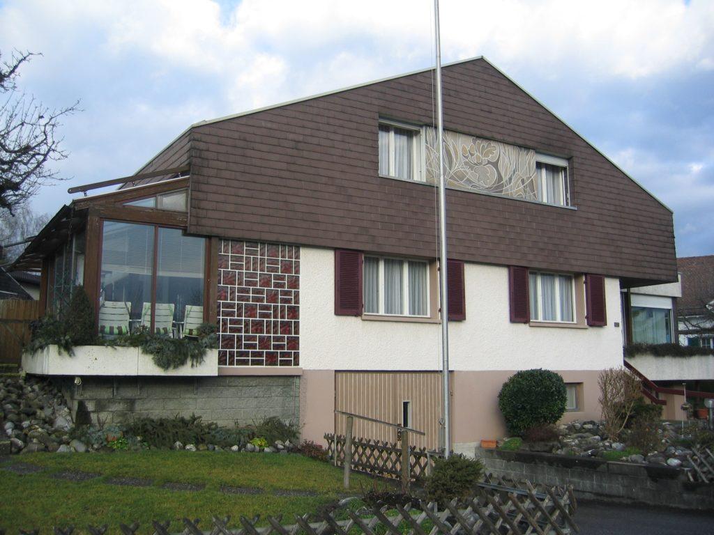 Umbau Haller Diepoldsau, Ansicht 1